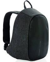 Городской рюкзак XD Design Bobby Cathy black, с тревожной кнопкой, 15л
