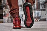 Мужские кроссовки Nike Air 270 (бордовые), фото 3
