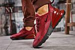 Мужские кроссовки Nike Air 270 (бордовые), фото 4