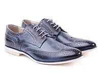 Туфли мужские кожаные Etor