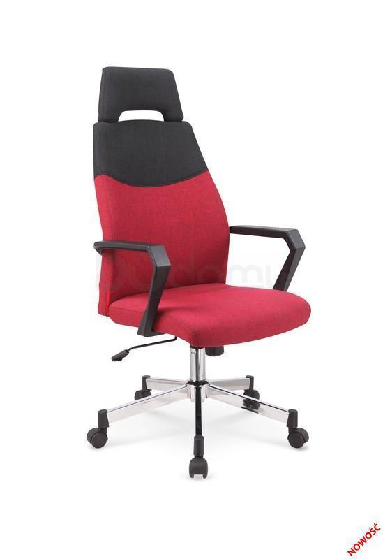 Компьютерное кресло Olaf Halmar бордовый