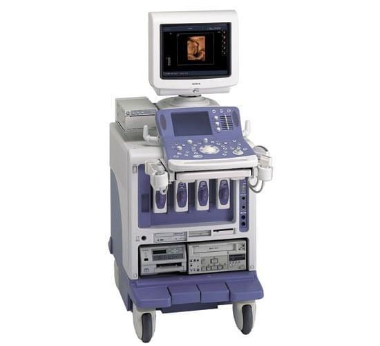 Аппарат для УЗИ ALOKA ALPHA-10