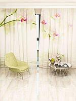 Фотоштора Walldeco Белая орхидея (1358p_1_1)