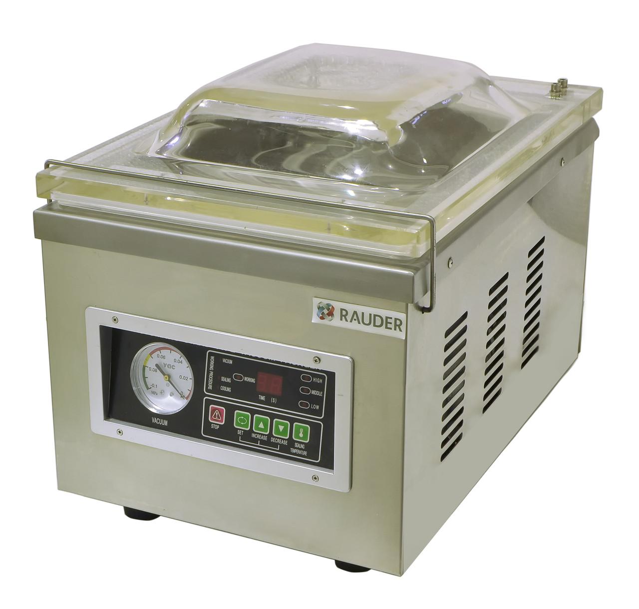 Вакууматор настольный  Rauder LVP-260