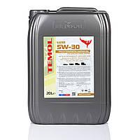 Масло моторное  для легк/авто TEMOL LUXE 5W-40 SN/SM/SL/CF канистра 20 л