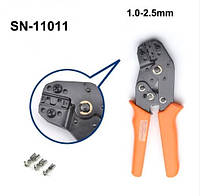 Клещи для обжима разрезных наконечников SN-11011
