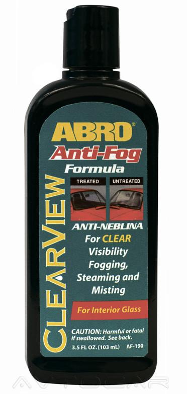Антизапотеватель Abro Anti-Fog
