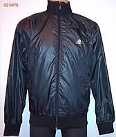 Чоловіча Куртка-вітровка чорна M «Adidas» (Німеччина)