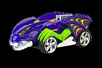 Hot Wheels Extreme Hot Vampyra Машина Хот вилс Вампир инерционная музыка