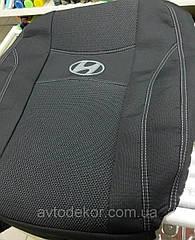Чехлы фирмы Ника для Hyundai i20 (Хюндай i20) 2008-14 г.