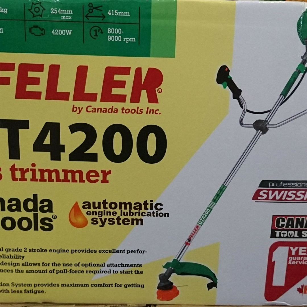 Мотокоса FELLER GT-4200