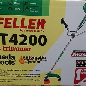 Мотокоса FELLER GT-4200, фото 2