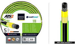 Садовый шланг Cellfast Green 25 м 1/2 (15-100)