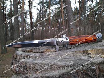 Нож стилет полуавтомат  MaFia35 Stilleto карманный. Оригинальная серия