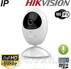 IP Камера Відеокамера Wi-Fi  Hikvision DS-2CV2U01FD-IW (2.8 мм)