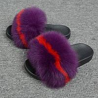 Обувь женская с натуральным мехом