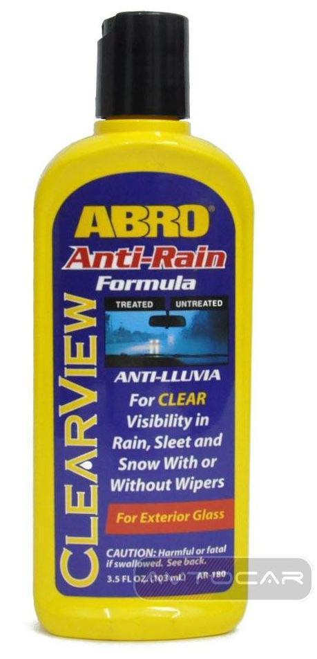 Антидождь Abro ClearView водоотталкивающий средство для стекла
