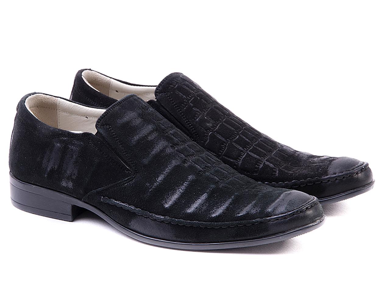 Мужские туфли ТМ ETOR.