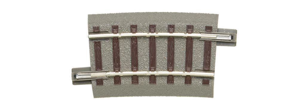 Roco 61130 / Компенсанционный рельс R3, 434.5 mm, 7,5 ° / 1:87