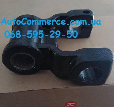 Серьга передней рессоры FAW 3252 (Фав 3252) 2902465-1H, фото 2