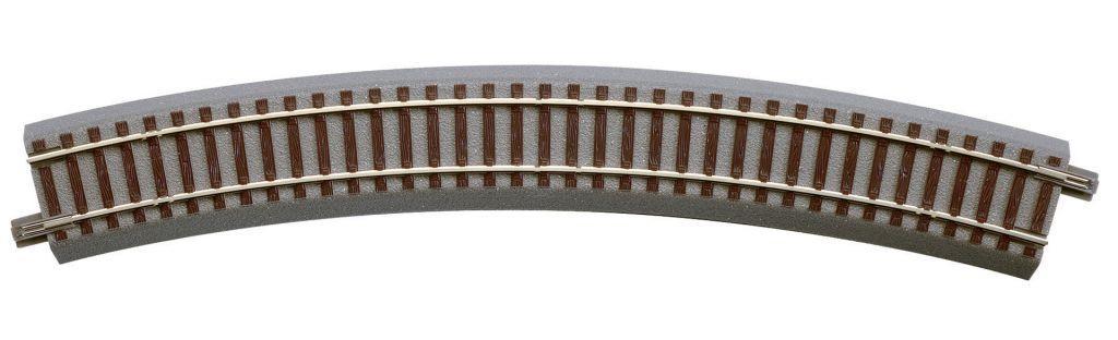 Roco 61124 / Рельс радиусный R4 511.1 mm 30° / 1:87