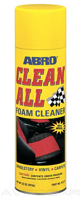Химчистка салона Abro Clean All FC-577 аэрозоль
