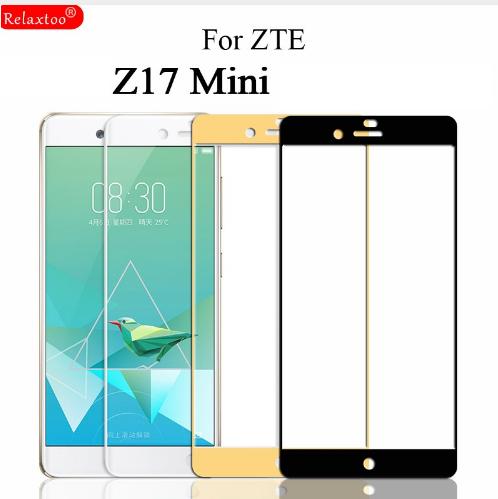 """Премиум закаленное стекло GerTong на весь экран для ZTE Nubia Z17 mini / 5.2"""""""