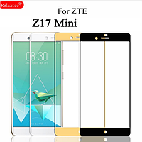 """Премиум закаленное стекло GerTong на весь экран для ZTE Nubia Z17 mini / 5.2"""", фото 1"""