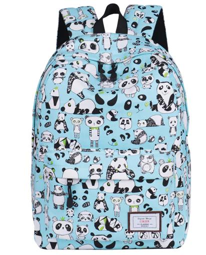 Рюкзак молодежный Funny Pandas