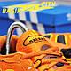 Мужские кроссовки Adidas Galaxy K Goku, фото 2