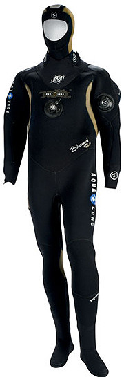 Сухой гидрокостюм Aqua Lung Blizzard Pro