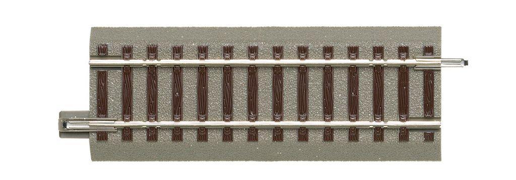 Roco 61120 / Переходная дорожка G100 между дорожками geoLine и дорожками ROCO LINE, длина: 100 мм. / 1:87