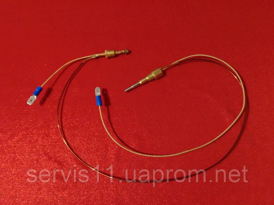 Термопара Beretta Idrabagno (Идрабаньо) 11 | 14 | 17 с 2006 года со штекером для подключениям  датчика тяги