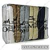 Полотенце банное махровое (Турция) 70 х 140 см 100% хлопок расцветки в ассортименте в упаковке 6 шт