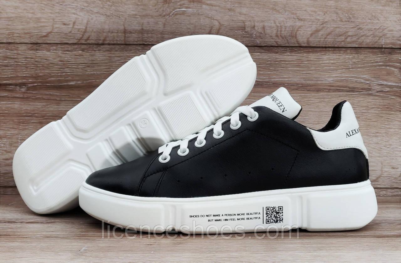 Дитячі, підліткові кросівки RoadStyle Black Натуральна шкіра (Репліка ААА)