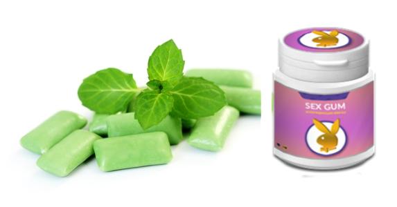 Sex Gum — возбуждающая жвачка