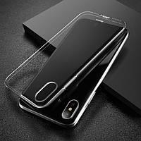 "Чехол TPU  Baseus Simple Ultrathin для Apple iPhone XS Max (6.5""), фото 1"