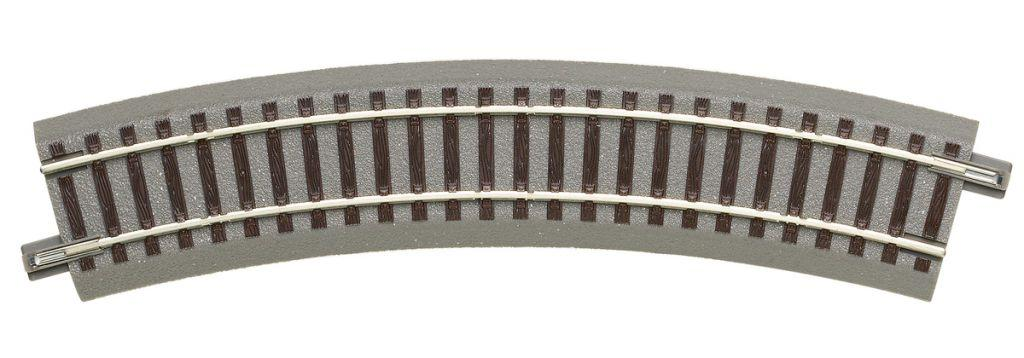 Roco 61122 / Рельс радиусный R2 (358 mm) 30° / 1:87
