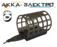 Кормушка FeederPRO классическая 33х40 30г (10шт)