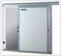 Холодильные двери откатные Polair ( Полаир)