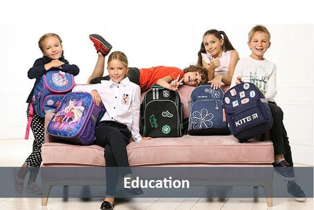 8041e4b2aefa Школьные рюкзаки Kite. Товары и услуги компании
