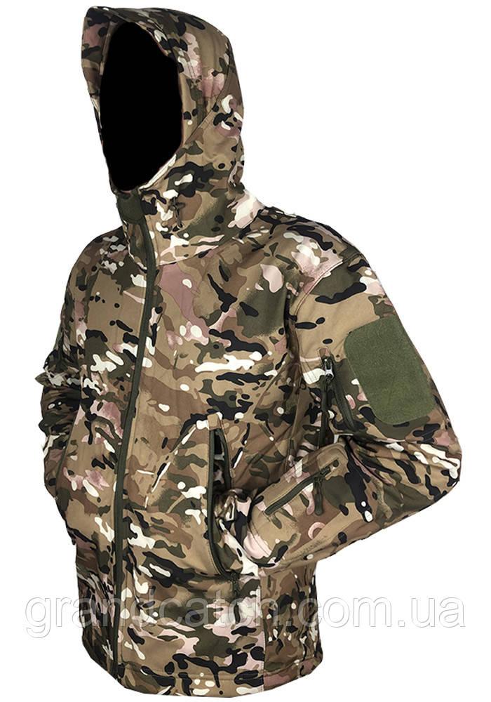 Куртка Soft Shell ESDY (мультикам)