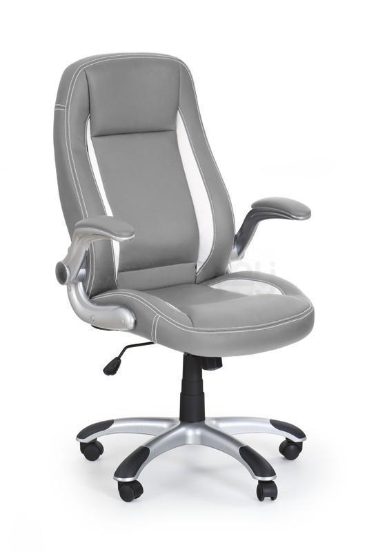 Компьютерное кресло Saturn Halmar серый