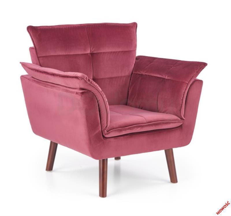 Кресло REZZO halmar бордовый