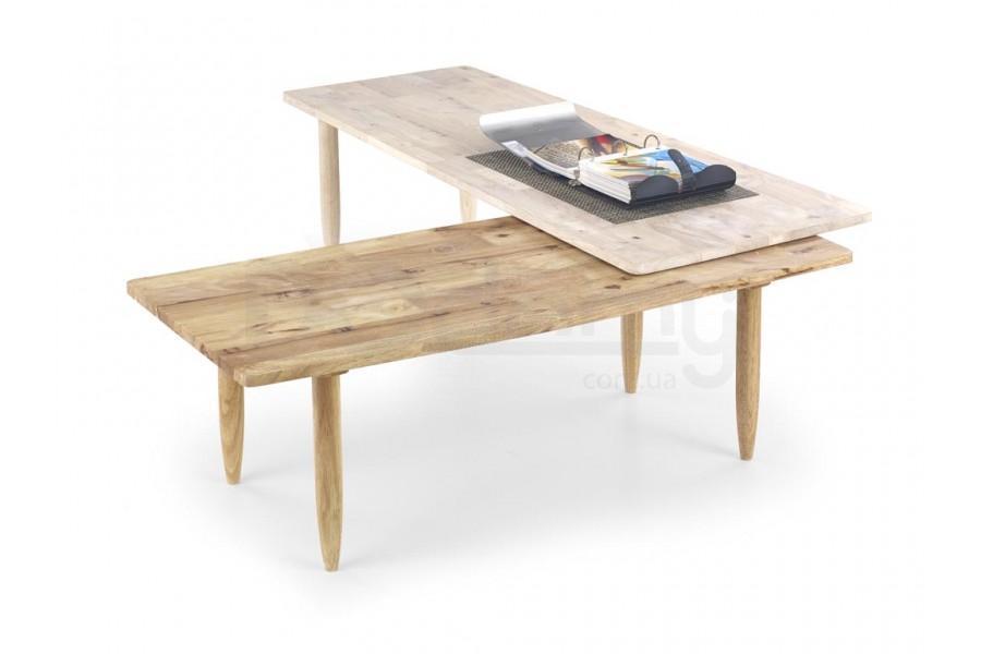 Журнальный столик BORA-BORA halmar натуральный
