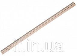 Лінійка дерев'яна Міцар 50 см 12 ш.к. 4820175682797