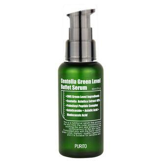 Purito Centella Green Level Buffet Serum Сыворотка с центеллой