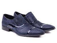 Мужские туфли торговой марки ETOR.