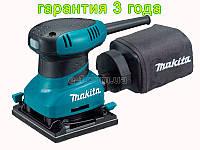 Профессиональная вибрационная шлифмашинка Makita BO4555