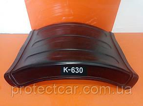 Полукрыло заднее пластиковое К-630 1/3 (КАМАЗ, ГАЗ, евро, полуприцепы)